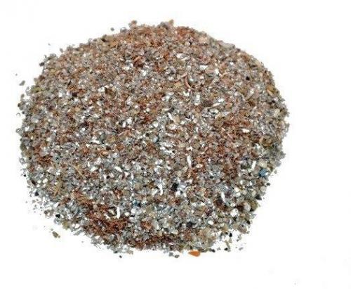 Mixture of non-ferrous metals under 3 mm