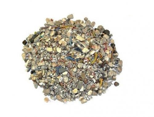 Mixture of non-ferrous metals 3-10 mm